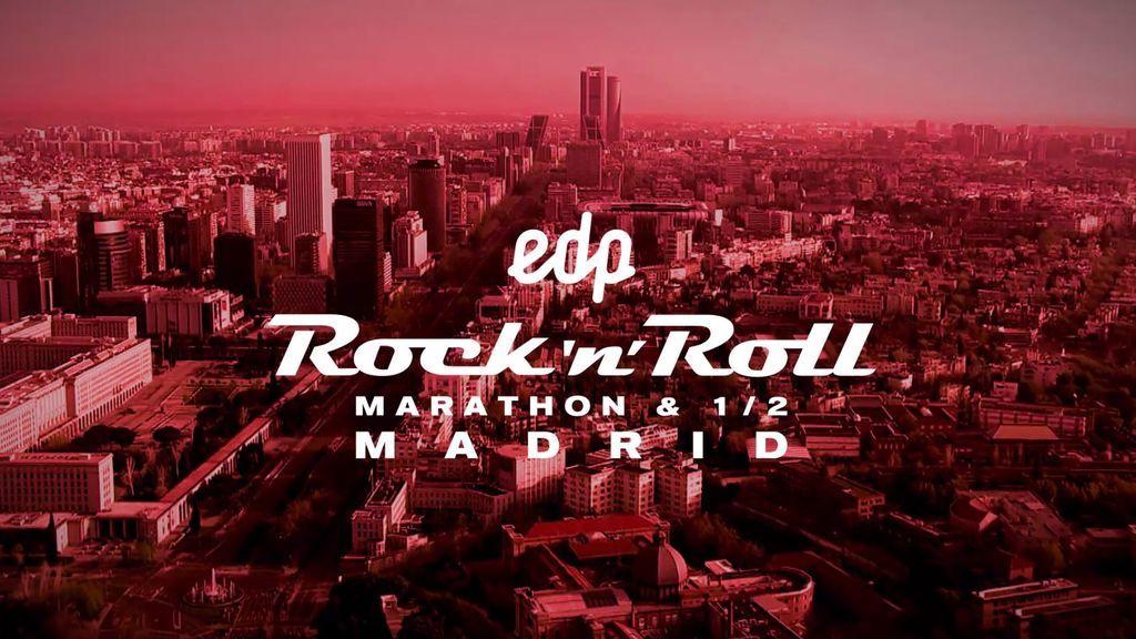 Nueva edición de EDP Rock n' Roll Madrid Maratón & 1/2