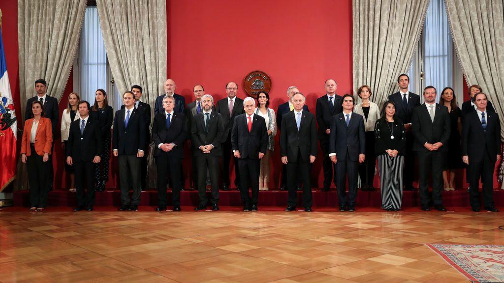 Piñera cesa al ministro del Interior en Chile