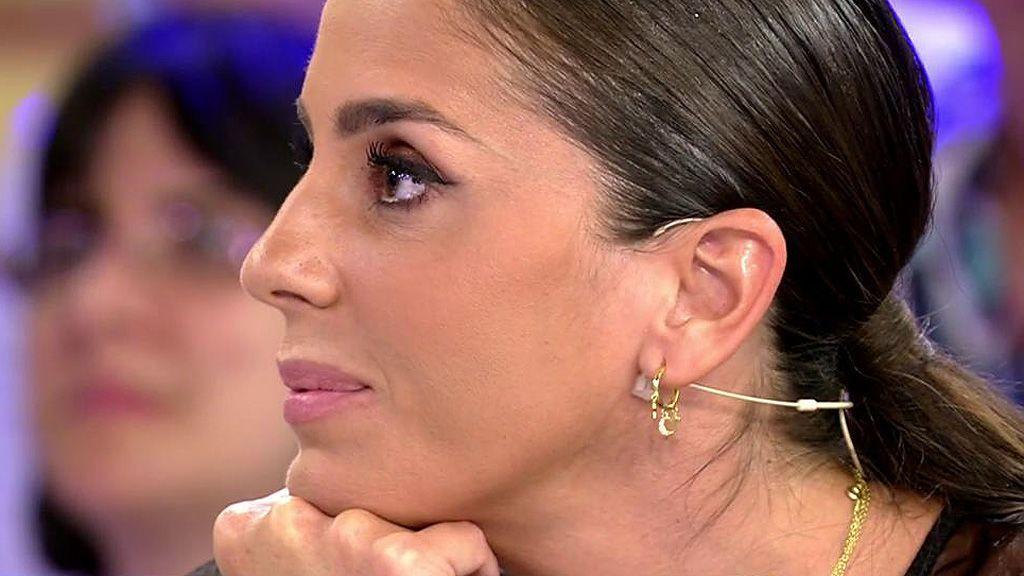 """Anabel Pantoja: """"Este programa está frito con reventarme para que no me case y me voy a casar aunque sea sola"""""""