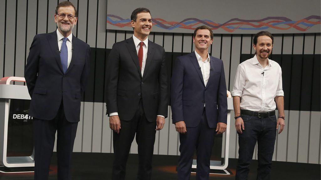 Candidatos electorales 2016