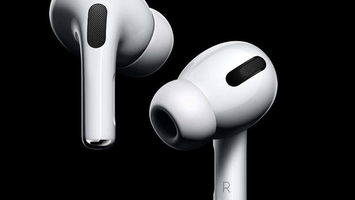 Apple presenta sus auriculares inalámbricos AirPods Pro, con cancelación de ruido activa