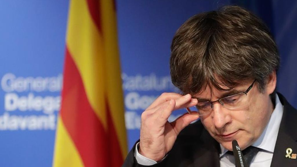 La justicia belga aplaza la primera vista sobre la extradición de Puigdemont