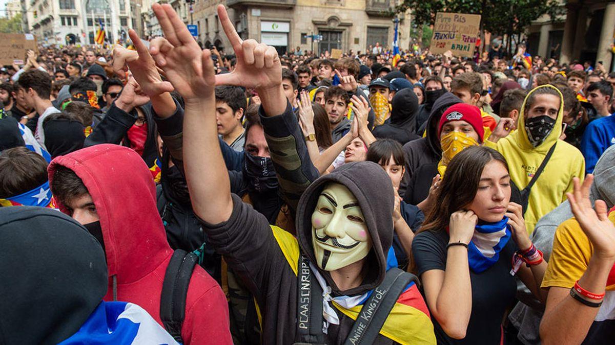 """CSIF denuncia la situación de """"desamparo"""" que sufren los profesores en Cataluña tras la sentencia del 'procés'"""