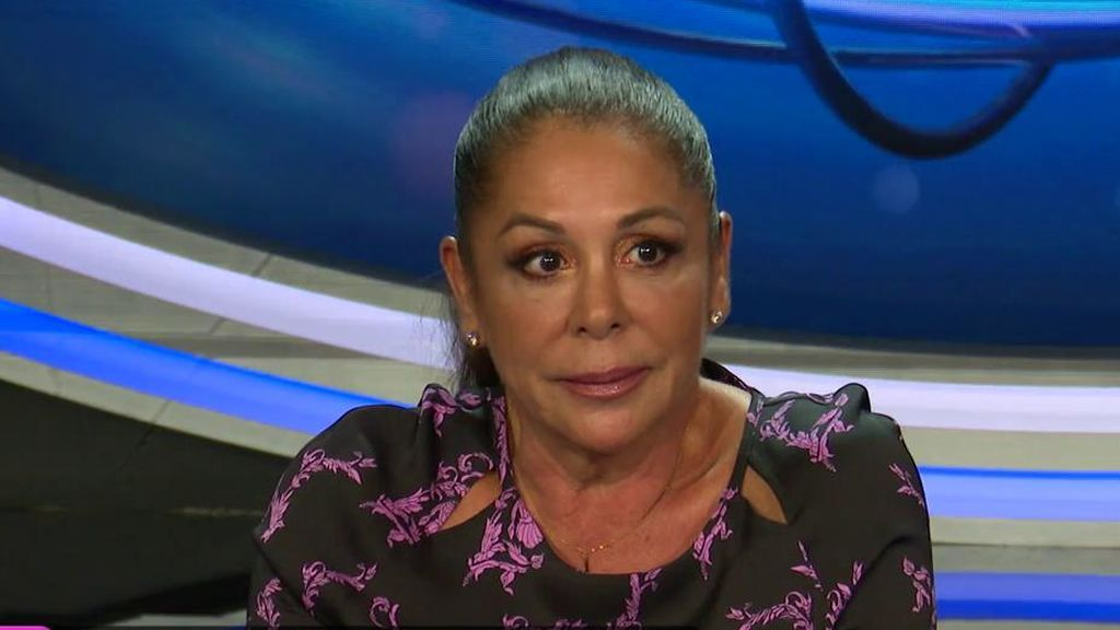 Isabel Pantoja habla bien de la carrera musical de su hija