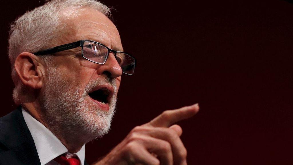 Jeremy Corbyn apoya elecciones el 9 de diciembre en el Reino Unido