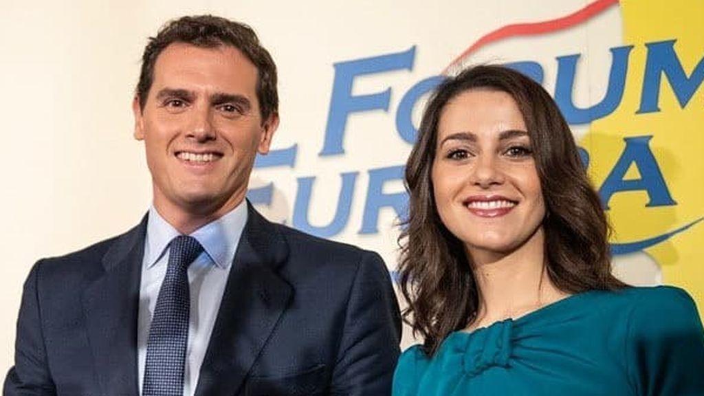 """Albert Rivera a Inés Arrimada, tras confirmar su embarazo: """"Ser mamá te va a cambiar la vida"""""""