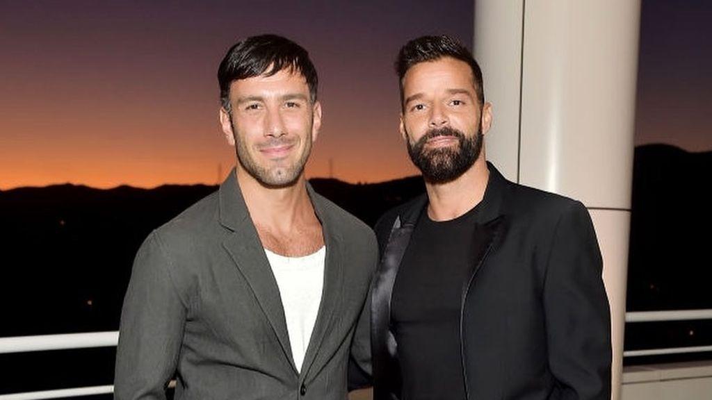 """Ricky Martin y su pareja presentan a su cuarto hijo: """"Nuestro bebé está aquí"""""""