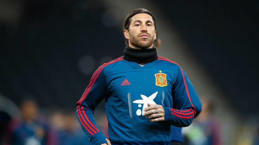 """Sergio Ramos tiene plaza asegurada en los Juegos Olímpicos si él quiere ir: """" """"No le voy a decir que no nunca"""""""