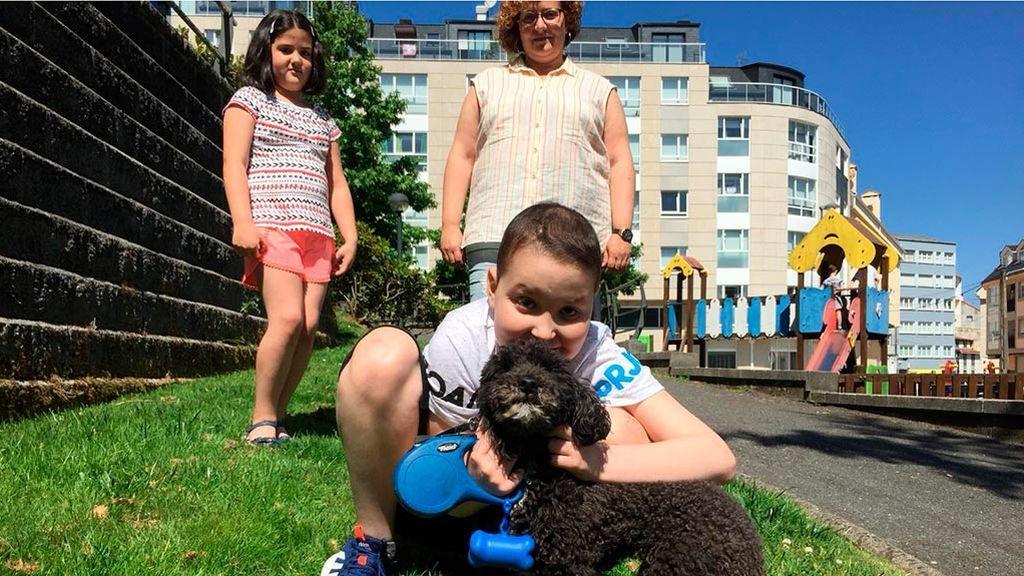 Noel, el niño con cáncer que ha conseguido 300.000€ para curarse