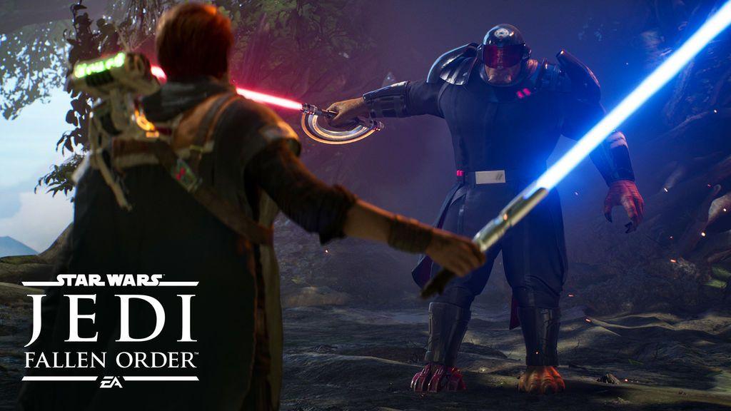 Star Wars Jedi Fallen Order tráiler de lanzamiento