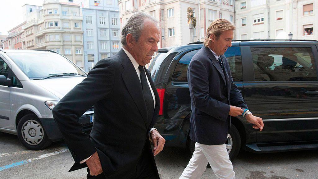 Jaime Botín será juzgado el lunes por supuesto contrabando de un Picasso