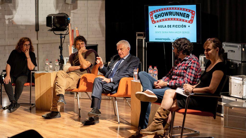 Mediaset España y la ESCAC arrancan 'Showrunner: Aula de Ficción' para formar a los creadores de ficción del futuro