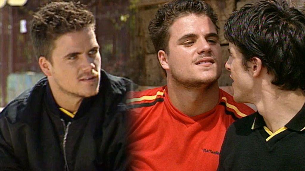 Dani Martín fue actor en 'Al salir de clase' hace 20 años