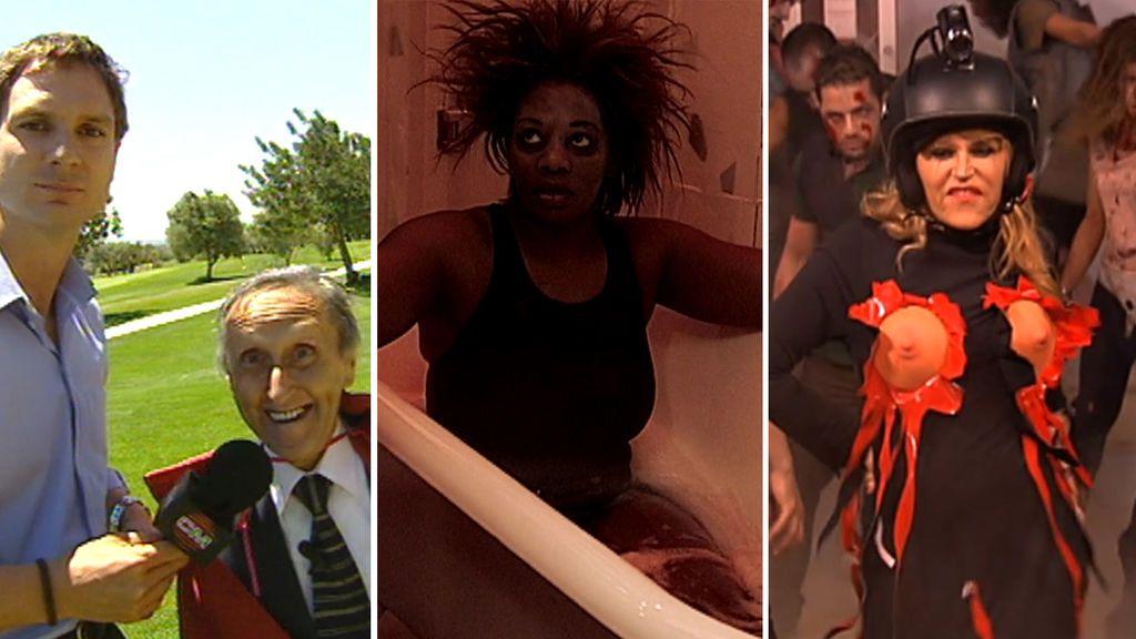 Los momentos más terroríficos que se vivieron en Telecinco