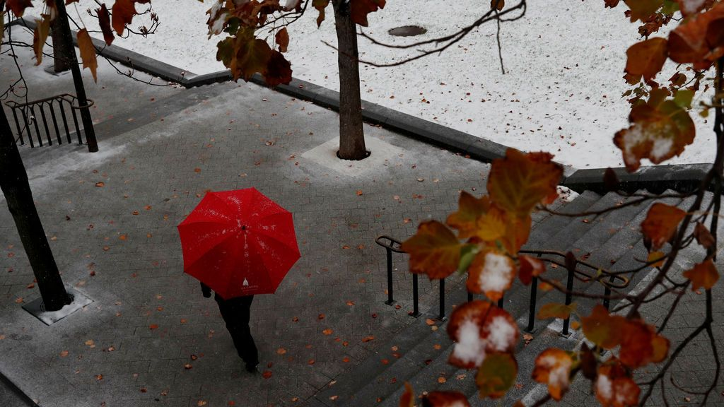 La lluvia y el frio llegarán: el tiempo que hará en noviembre