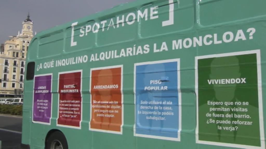 ¿A quién le alquilarían los españoles el Palacio de la Moncloa?