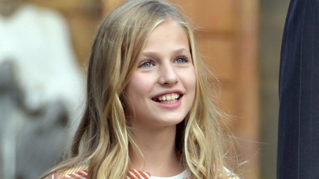 14 años, 14 looks: el estilo de la princesa Leonor, a examen