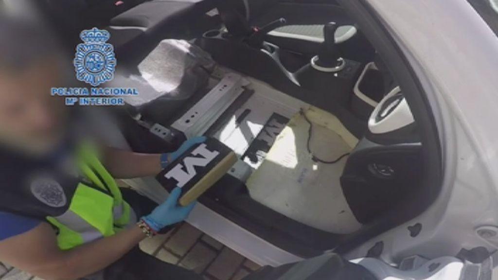 La Policía Nacional, junto con la DEA y la policía colombiana, dan un golpe al narco en Madrid y Marbella