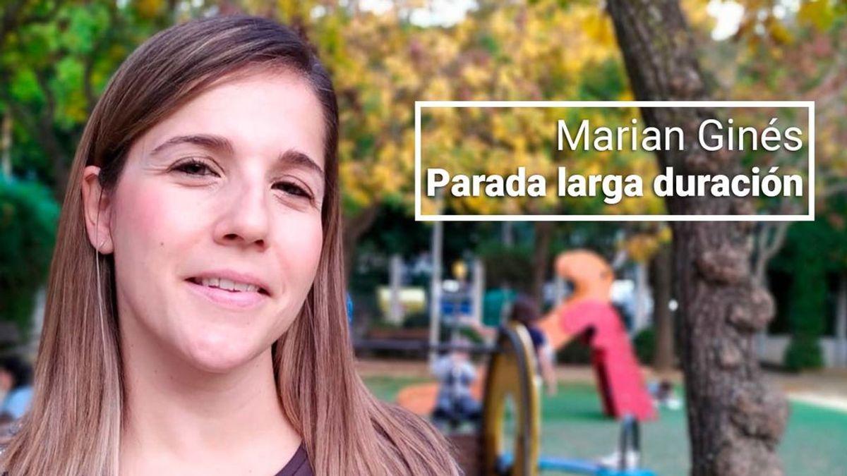 """Marian, 35 años, parada de larga duración: """"En algún sitio tiene que estar mi hueco"""""""