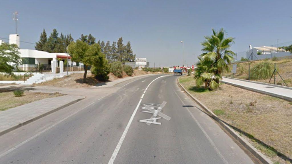 Muere un ciclista atropellado por un coche en una carretera de Ayamonte