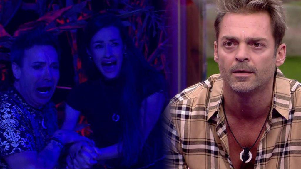 La noche más terrorífica de 'GH VIP 7' termina con Hugo Castejón como repescado