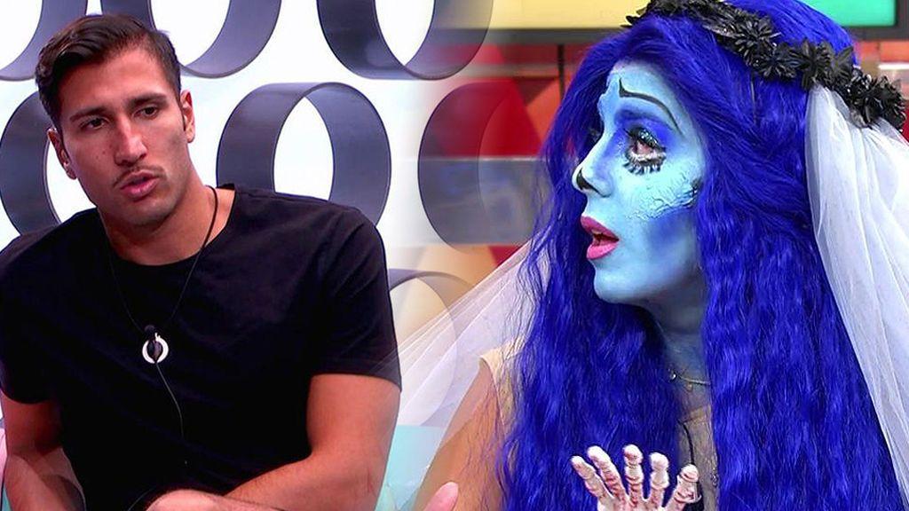 Anabel Pantoja desvela los encantos de Gianmarco dentro de 'GH VIP 7'