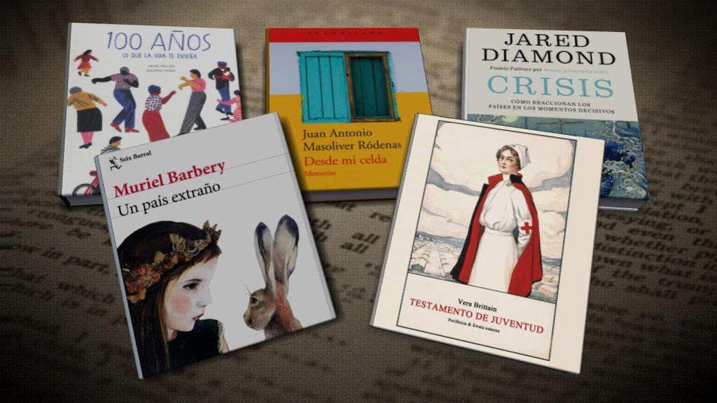 Los estrenos literarios ineludibles del mes de noviembre