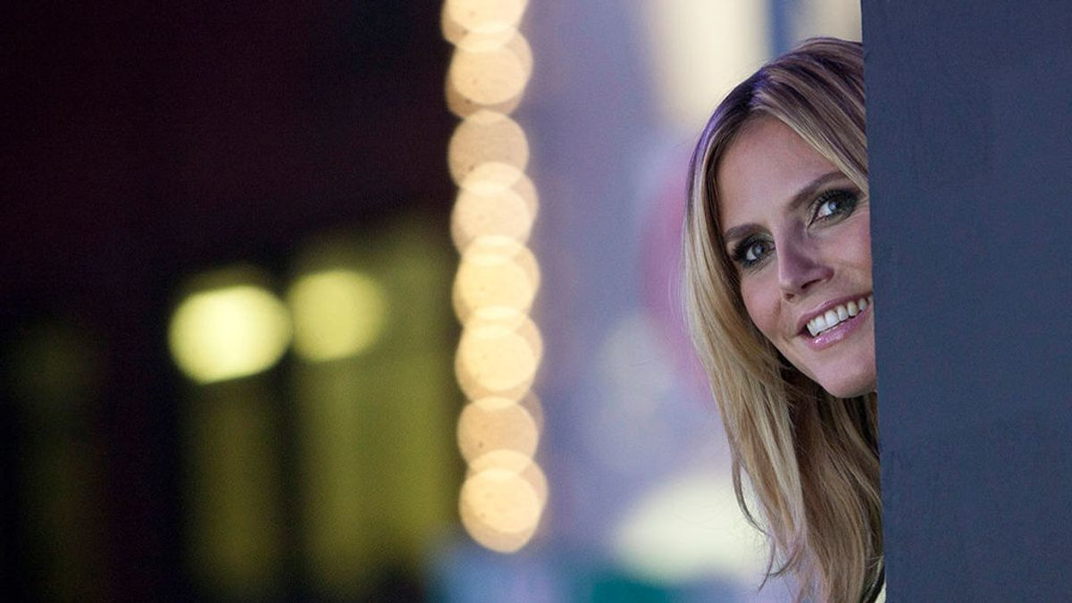 Heidi Klum no decepciona: vuelve a ser la mejor disfrazada de Halloween