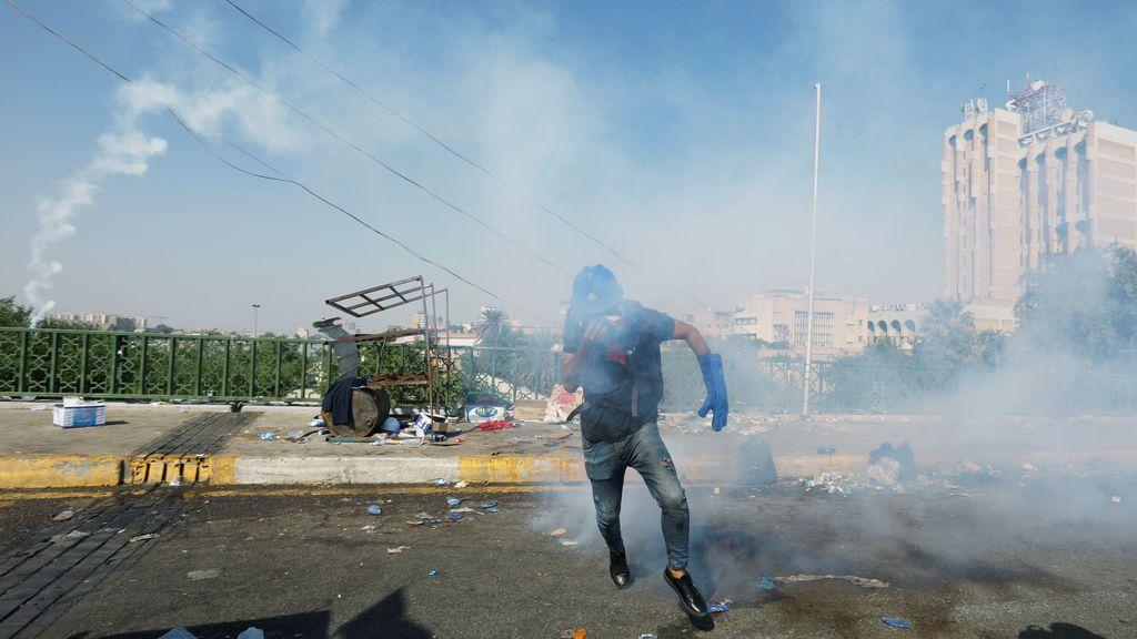 Las protestas en Irak ponen al primer ministro del país al borde de la dimisión