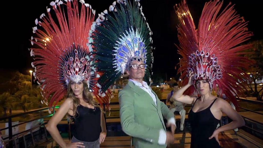"""Mónica Naranjo se toma una viagra femenina y le hace efecto mientras baila samba: """"Tengo una sensibilidad tremenda"""""""