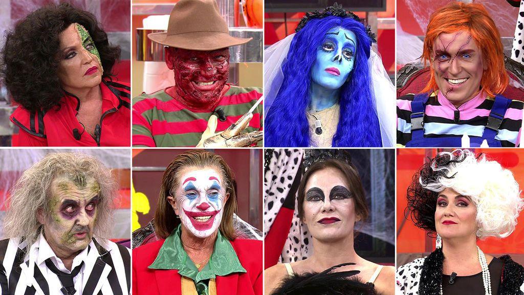 Vota: ¿Qué colaborador 'malvado' es tu favorito este Halloween?