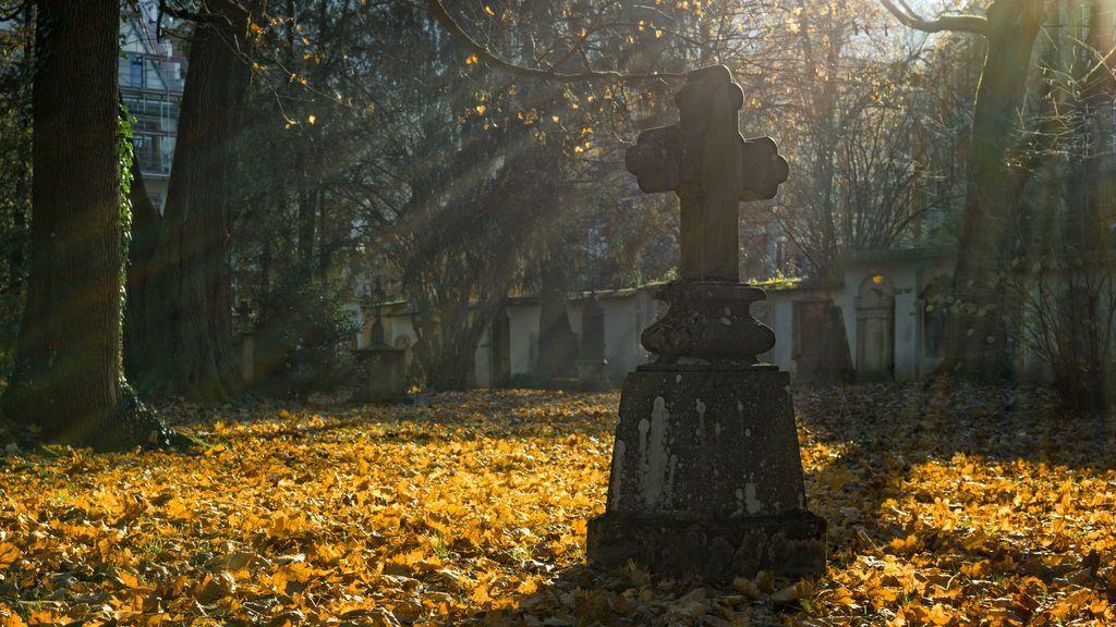 Cruz cementerio