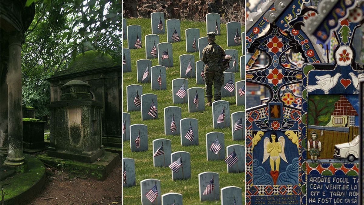 Los cementerios más curiosos y singulares del mundo