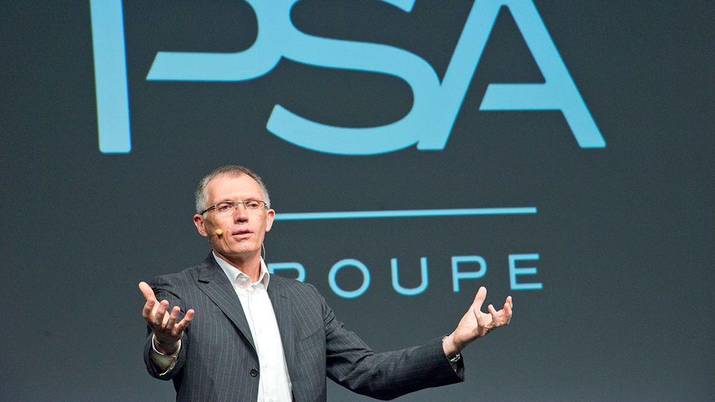 Carlos Tavares, fabricante de éxitos por David Arroyo
