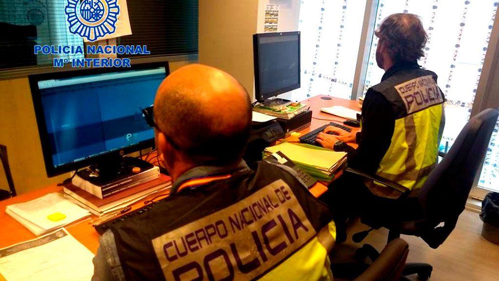 Siete personas detenidas por robar dos millones de euros en joyas en Barcelona