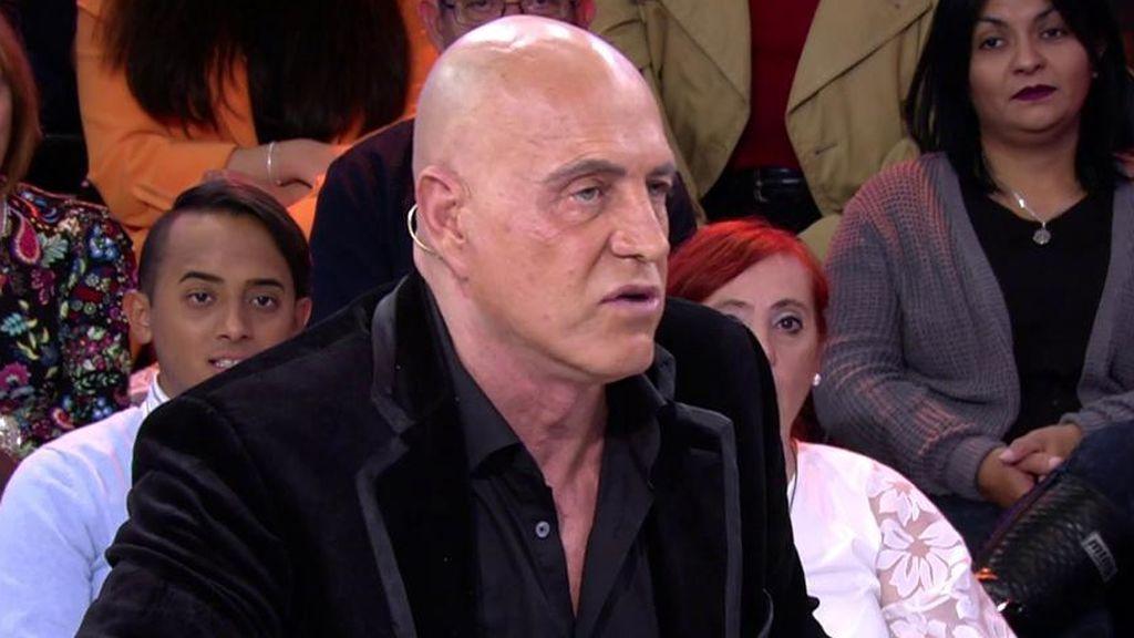 Kiko Matamoros aclara si tuvo que echar a Hugo Castejón de su discoteca