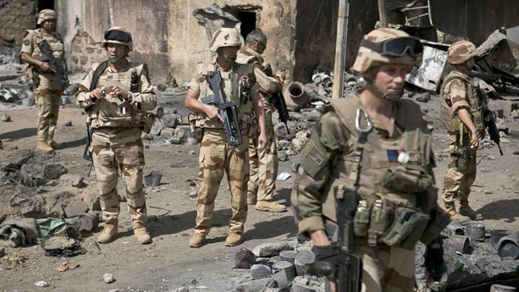 53 militares y un civil han muerto por un ataque terrorista en Malí