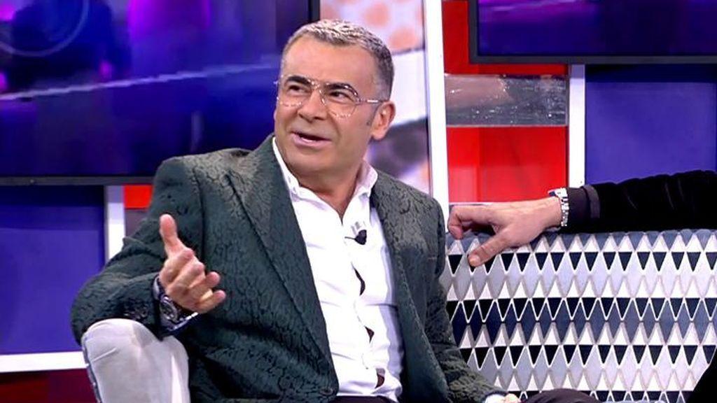 La afirmación de Diego Matamoros que cabrea a Jorge Javier