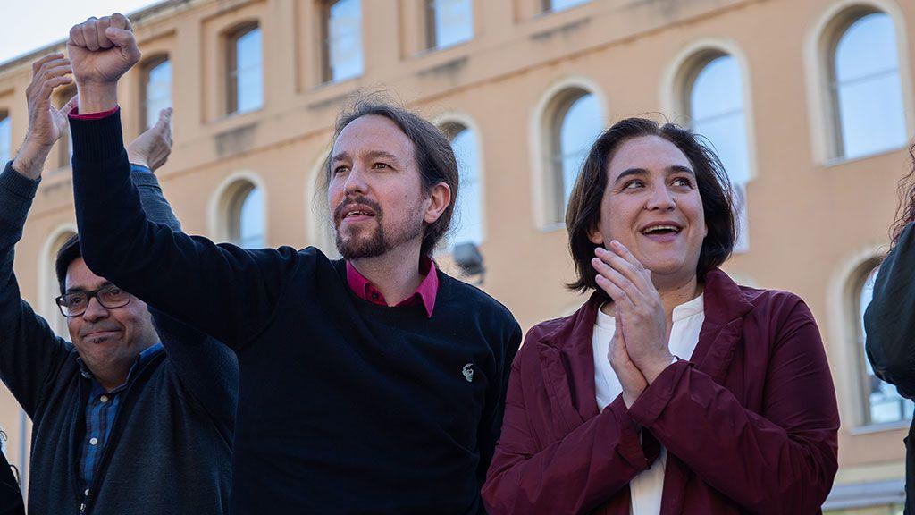 Ada Colau participará en el cierre de campaña de Unidas Podemos en Madrid