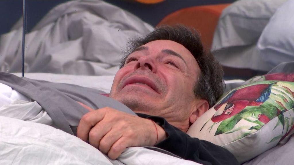 """Joao se siente traicionado por Mila al haber sido nominado y se derrumba: """"Los amigos no son por parcelas"""""""