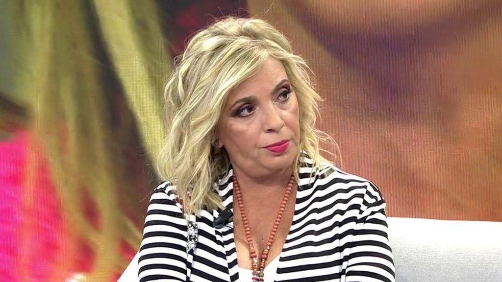 Carmen Borrego responde a 'Sálvame'