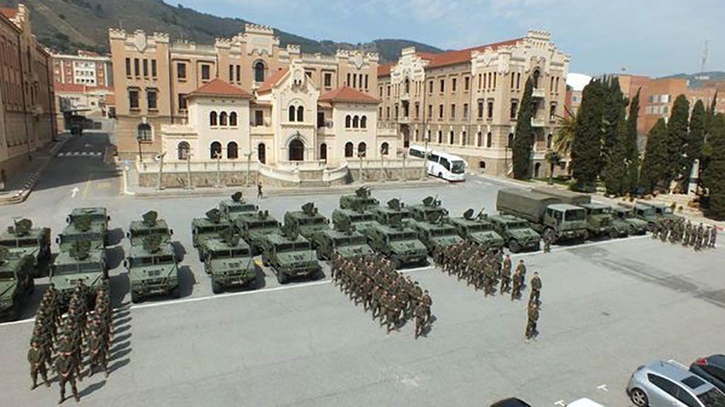 Ejército de Tierra en Girona