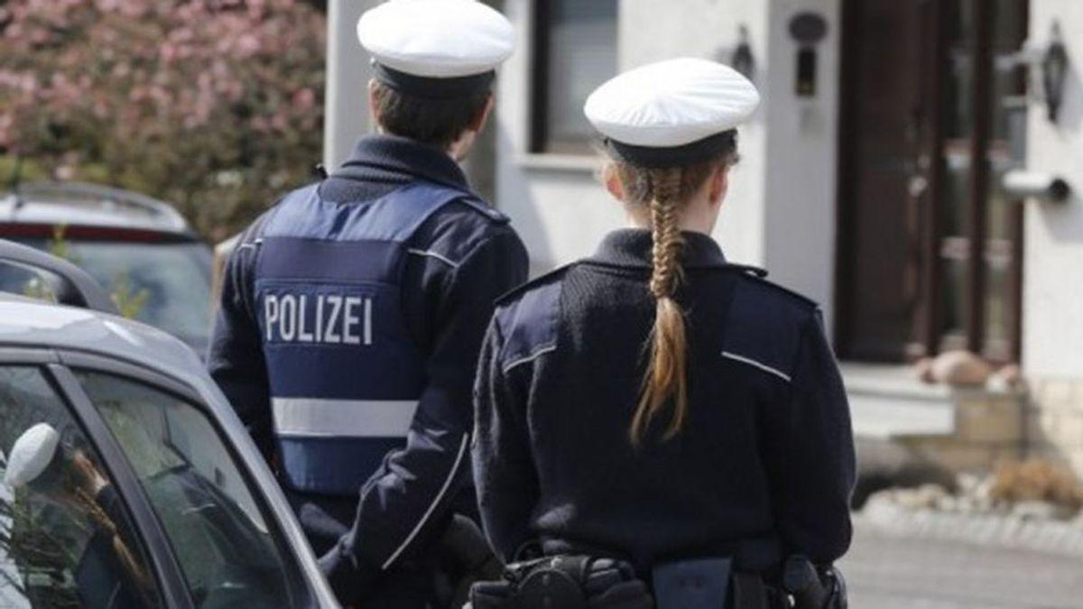 La Policía abate a un hombre que llevaba un hacha al oeste de Alemania