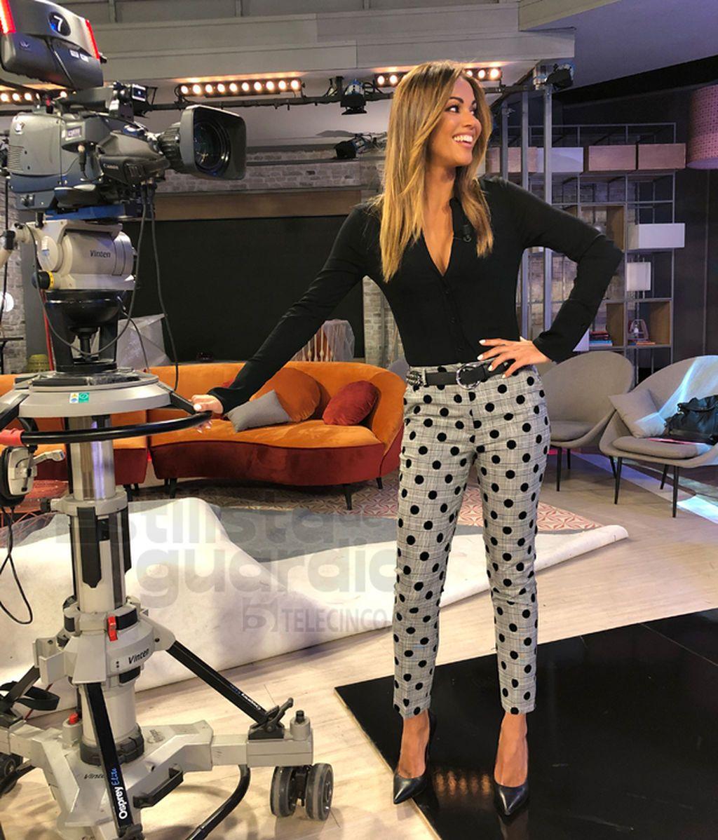 Los looks de octubre de Lara Álvarez