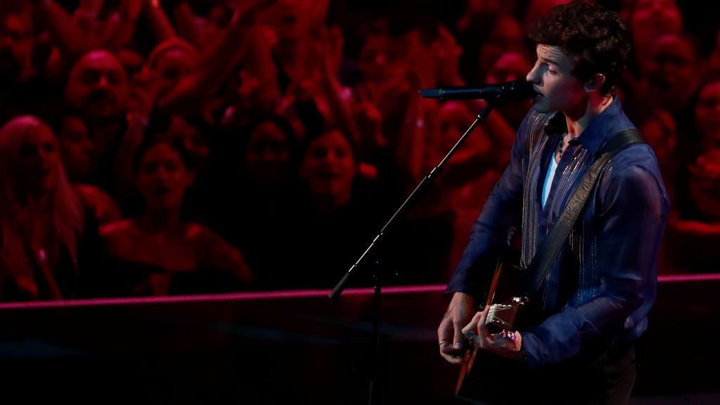 Shawn Mendes - Mejor artista del año