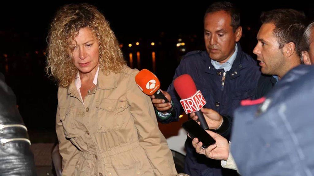 La madre de Diana Quer denuncia a su exmarido por un supuesto delito de violencia machista