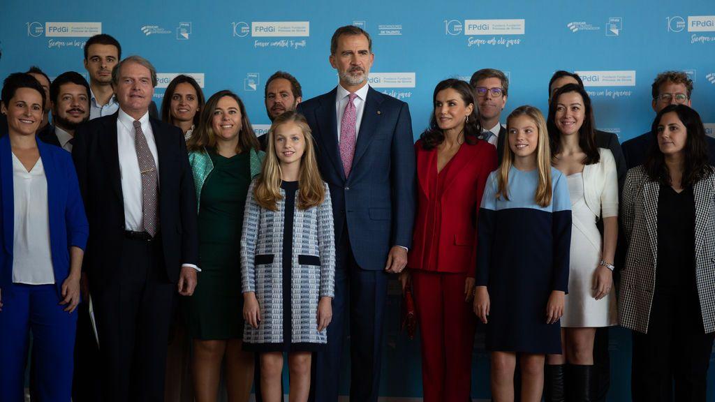 Barcelona se blinda para la visita de los reyes y la princesa Leonor