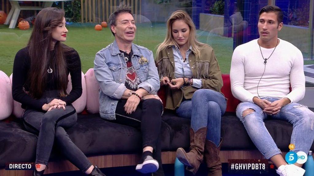 'GH VIP: el debate' crece de nuevo y anota su programa más visto de la temporada