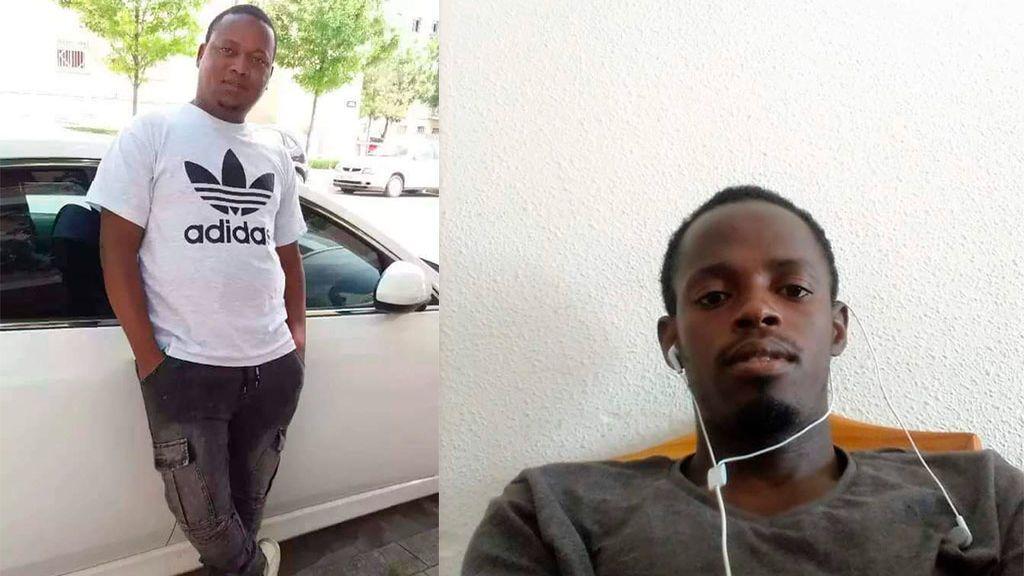 Los hermanos senegaleses