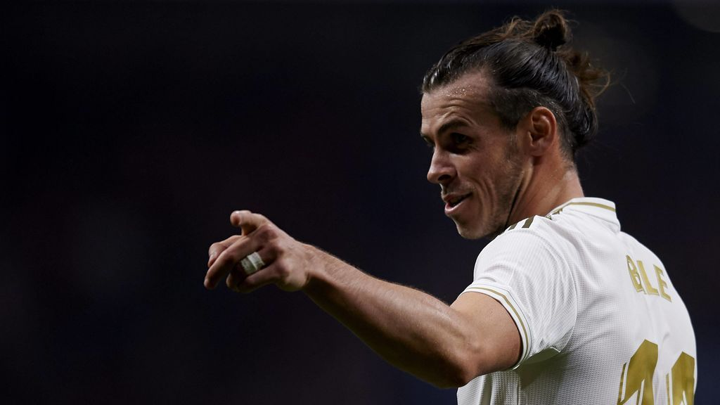 El Real Madrid encuentra una salida para Bale en enero: entrar en la operación para fichar a Raheem Sterling